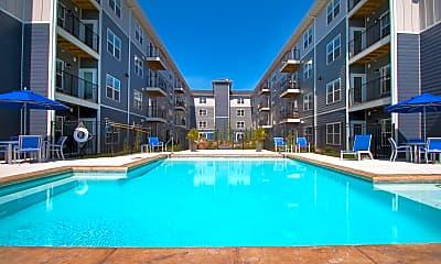 The Falcon Apartments, 1