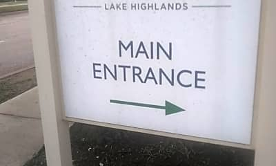 Brookdale Lake Highlands, 1