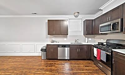 Kitchen, 738 N Avers Ave B, 1