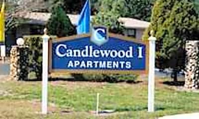 Candlewood Apartments, 2