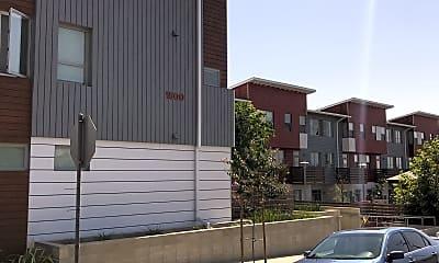 Zinnia Apartments, 1