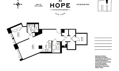 55 Hope St 208, 2