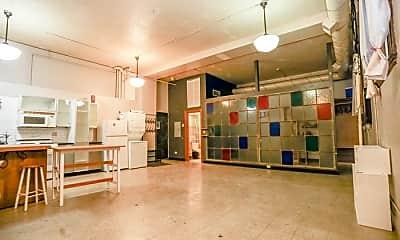 Living Room, 1513 N Western Ave, 2