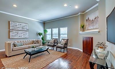Living Room, 2800 Lubbock Ave, 0