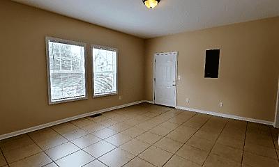 Living Room, 203 Goodloe St, 1