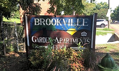 Brookville Garden, 1
