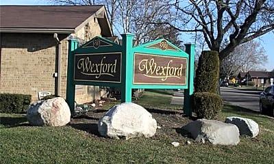Community Signage, 2881 Roundtree Dr, 2