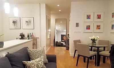 Living Room, 233 W 21st St, 1