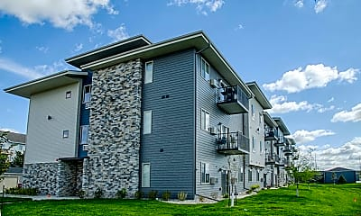 Building, Ironwood Apartments, 2