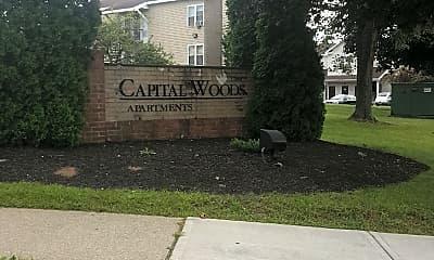 Capital Woods, 1