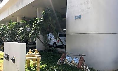 Waikiki Vista Student Residences, 1
