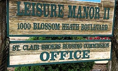 Leisure Manor II, 1