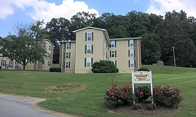 Miller Village Apartments, 1