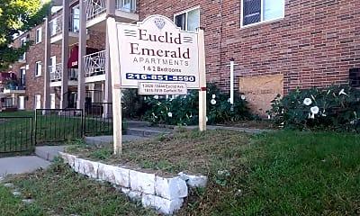 Euclid Emerald Apartments, 1
