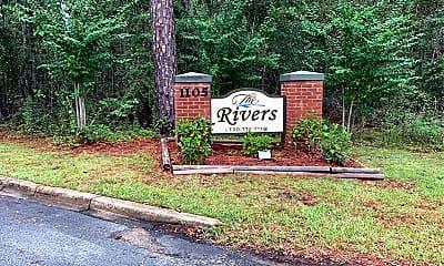 Rivers Apartments, 1