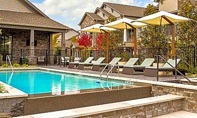 Pool, Adara Overland Park, 1