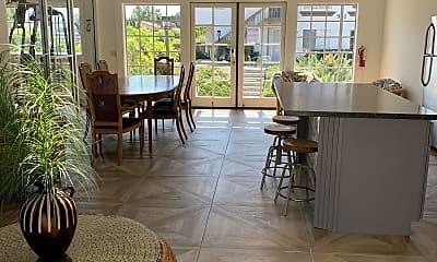 Dining Room, 858 S Rancho Santa Fe Rd, 2