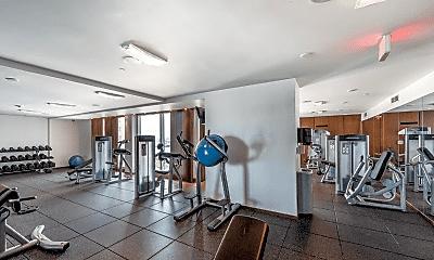 Fitness Weight Room, 325 Biscayne Blvd, 2