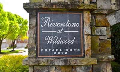 Community Signage, 5808 Riverstone Cir, 2