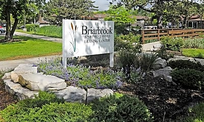Community Signage, Briarbrook Village, 2