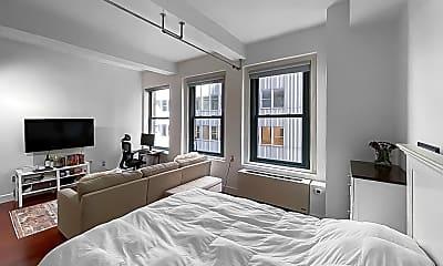Bedroom, 80 John St 7-H, 1