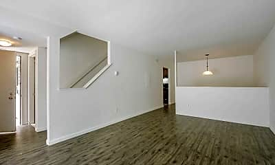 Living Room, Townhomes @ Gateway, 1