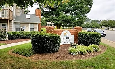 Community Signage, 422 Lees Mill Dr, 2