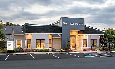 Building, Sophia's Place, 0