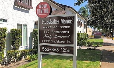 Studebaker Manor, 1