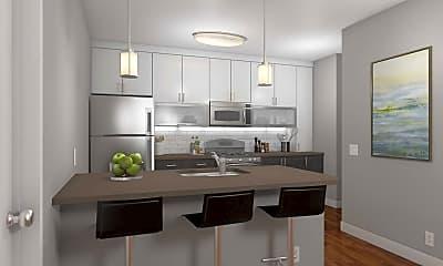 Kitchen, Milan and Main at City Center, 0