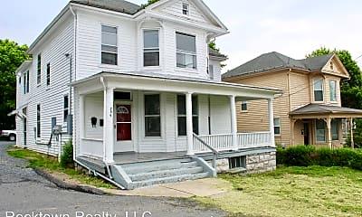 Building, 254 W Market St, 1