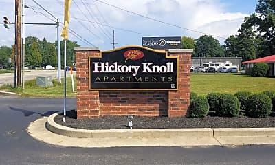 Hickory Knoll Apartments, 1