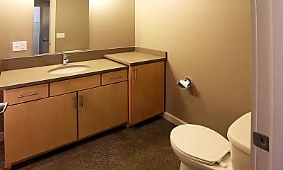 Bathroom, The Fairmont, 2