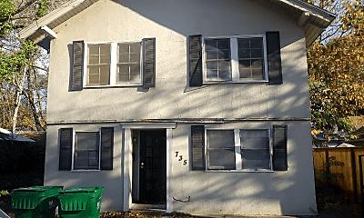 Building, 737 Pine St, 0