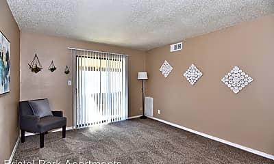Living Room, 4414 S Garnett Rd, 1