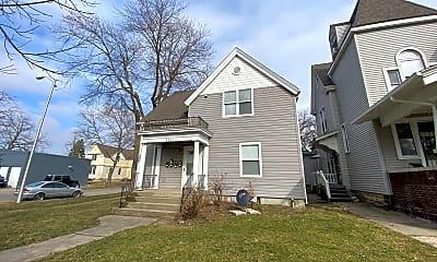 Building, 2201 S Calhoun St, 0