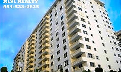 Building, 4250 Galt Ocean Dr, 0