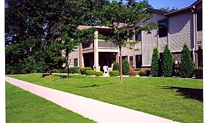 Building, Lakeview Village Apartments, 1