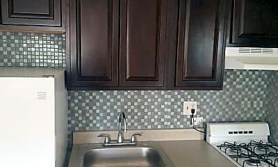 Kitchen, Bucks Crossing Apartments, 1