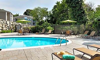 Pool, eaves Burlington, 0