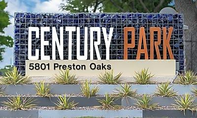 Building, Century Park, 0