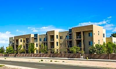 Building, Ladera Vista, 2