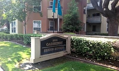 Gadberry Courts, 1