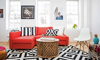 Living Room, 2 Stone St, 1