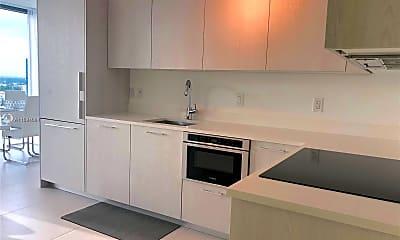 Kitchen, 501 NE 31st St 1709, 1