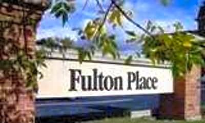 Fulton Place, 1
