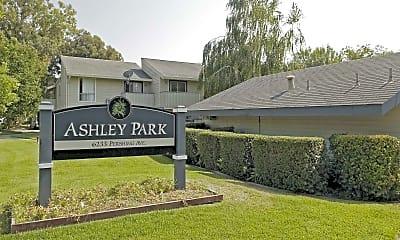 Community Signage, Ashley Park, 2