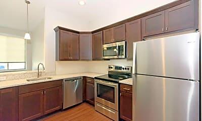 Kitchen, 101 Nott Terrace 109, 1