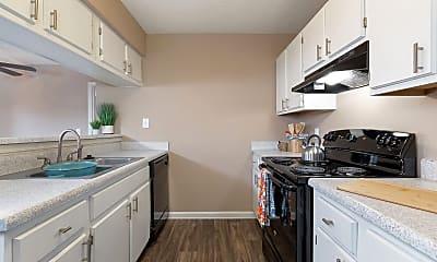 Kitchen, Parc Shores, 0