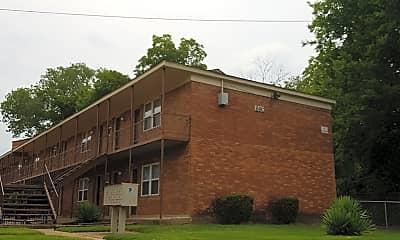 Crockett Place Apartments, 0